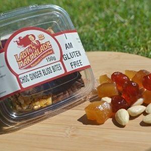 Lady Marmalade WA CHOC GINGER BLISS BITES