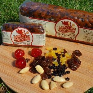 Lady Marmalade WA Celebration Fruit Cake