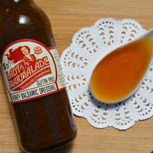 Lady Marmalade WA HONEY BALSAMIC DRESSING