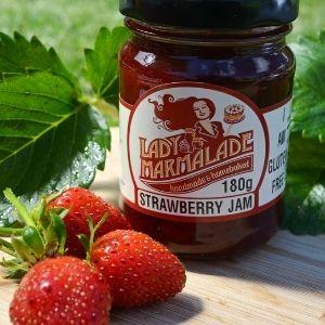 Lady Marmalade WA STRAWBERRY JAM