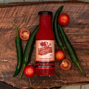 Devil's Hot Sauce - Lady Marmalade WA