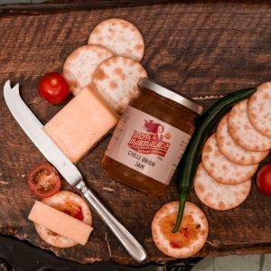 Chilli Onion Jam - Lady Marmalade WA